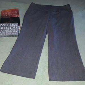 5/$20 Express cropped pants